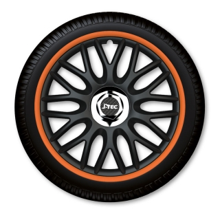 "Kryty kolies Orden Orange R 16""  1ks"