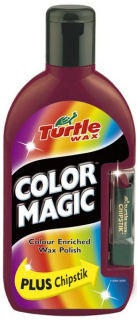 Turtle Wax Color Magic tmavo červená 500ml.