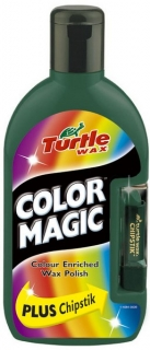 Turtle Wax Color Magic zelená 500ml.