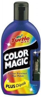 Turtle Wax Color Magic modrý 500ml.