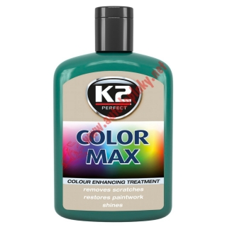 K2 - Color Max 200 ml. tmavo zelený