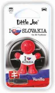 Little Joe - I love Slovakia