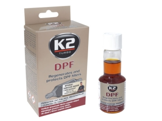 K2 - DPF Cleaner 50ml.