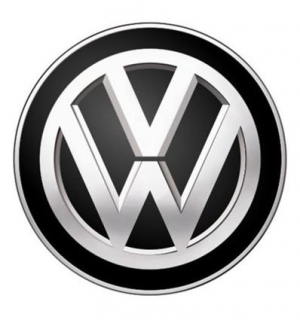 3D CAR LOGO VW