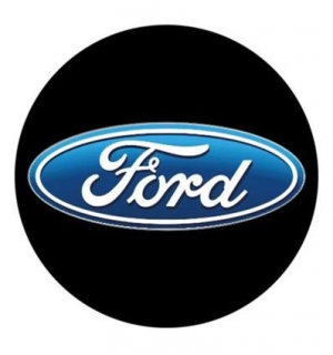 3D CAR LOGO FORD